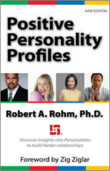 positive personality profiles by robert rohm