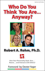who do you think you are anyway - by robert rohm