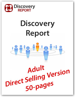DISC personality profile for direct sales